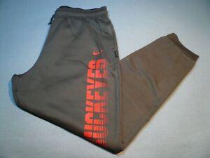 Nike Ohio State Buckeyes Sideline BRAND NEW Athletic Pants OSU NWT XL 2XL