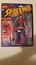 2020 Marvel Legends Spider-Man Retro Series Cyborg Spider-Man Target Exclusive