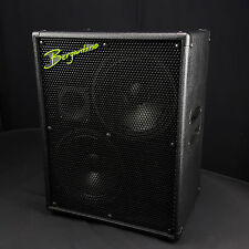 NEW Bergantino HDN210 HDN 210 Bass Guitar Amplifier Cabinet 8 ohm