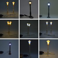 With Usb High Quality DIY Street Light Accessories For City Series Building LED