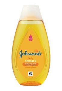 Johnson's Baby Shampoo | No More Tears Gently Cleanses Hair & Mild To Eye -200ml