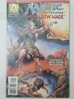 MAGIC THE GATHERING: THE SHADOW MAGE #1 (1995) ARMADA COMICS POLYBAGGED SEALED