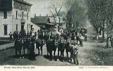 ORRVILLE OH – Winkler Horse Barn
