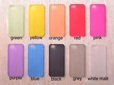 Full Color Soft Elastic Plastic Fit IPhone Apple Phone Case All models Cover x r