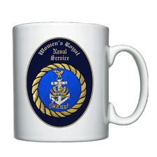 WRNS - Blazer Badge - Personalised Mug
