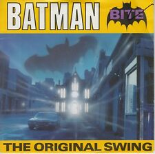 "B.O.S.E. 7"" vinyl single Batman (The Original Swing) 1989"