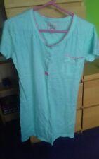 Primark nightshirt, green, xs 6-8