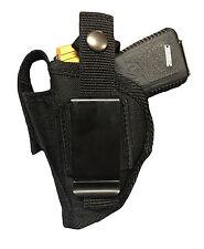 Nylon Gun Holster for Beretta Tomcat 3032, .32 ACP, 20, Bobcat 21
