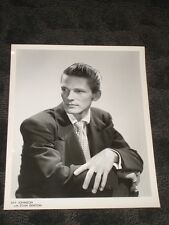 Jay Johnson Big Band musician - B&W publicity photo late 40's early 50's