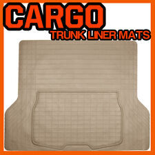 Fits GMC YUKON /  YUKON DENALI ALL WEATHER SEMI CUSTOM CARGO MAT ( TAN / BEIGE )