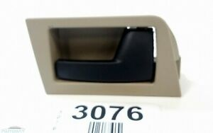 08-12 FORD ESCAPE REAR RIGHT PASSENGER SIDE INTERIOR DOOR HANDLE OEM