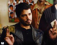 Jay Hernandez Signed Autographed 11X14 Photo Holding $100 Bill GV849294