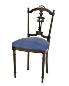 Louis XVI Period Beechwood Ladies Child's Chair 18TH Cent ECOLE BOULLE VERIFIED