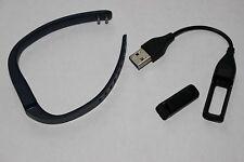 Fitbit Flex Wireless Activity Fitness Sleep Tracker Wristband w Small Black Band