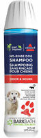 BISSELL Odor & Skunk No Rinse Shampoo for BARKBATH (2 Pack) | 2073A NEW!