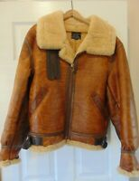 VINTAGE AVIREX COAT #AC-17755 - TYPE B-3 -US ARMY AIR FORCES..SIZE 36.