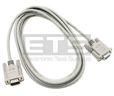 Startech SCNM9FM RS232 DB9 Serial Null Modem Cable 10ft.