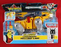 Voltron 84 Classic Legendary YELLOW Lion - Legendary Series - NEW SEALED