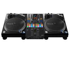 Pioneer DJM-S11-SE 2-Channel DJ Mixer W/ (2) Pioneer PLX-1000 Turntable
