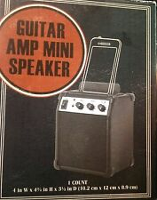 """Guitar Amp"" Mini-Speaker"