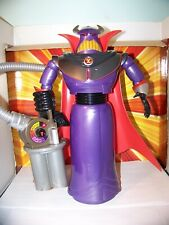 Disney Toy Story Zurg Disney Store Exclusive 14 Inch Talking SHIPS WORLDWIDE