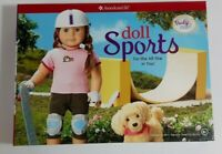 American Girl Truly Me Doll Sports Book Kit We're #1 Finger BRAND NEW