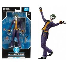 "The Joker Batman Arkham Asylum 7"" Scale Action Figure McFarlane DC Collectables"