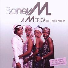 Boney M. America-The party album (2009, Sony) [CD]