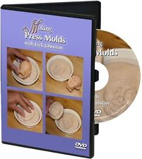 DVD : Making Press Molds with Jack Johnston - Polymer Clay Doll Mold Tutorial