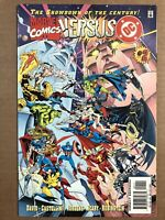 Marvel Comics vs DC Comics 2 VF- FIRST PRINTING Batman Spider-Man Superman