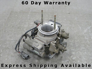 93-94 Nissan D21 Pickup Truck 2.4L KA24E MT Throttle Body Valve AFM MAF TPS 8974