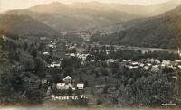 C-1910 Birdseye View ROCHESTER VERMONT RPPC postcard 5499