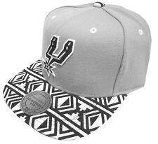 Mitchell & Ness San Antonio Spurs AZTEC SNAPBACK eu157 Caps cappuccio basecaps NEW