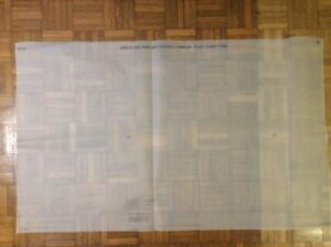 WRECK & NON-SUB CONTACT OVERLAY TO FIT - ADMIRALTY CHART 2798 - PRINTED 2005