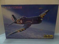 HELLER F4U-7 CORSAIR 1/48  #80415