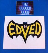 Pearl Jam Sticker RARE Vedder Plectrum Pick Batman Rare OOP MINT LE NEW Ed Ved