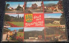 Germany Gruss aus Braunlage Harz Multi-view - posted 1976