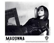 "Madonna 10"" x 8"" Photograph no 38"