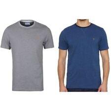 Camisetas de hombre azul color principal gris