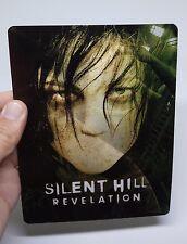 Silent Hill Revelation 3D lenticular Flip effect for Steelbook