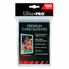Внешний вид - 1000 (10-Pack) Ultra Pro Premium Platinum Soft Standard Card Size Penny Sleeves