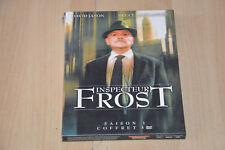 Coffret DVD Inspecteur Frost - intégrale saison 1 - VF