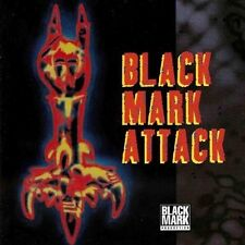 Black Mark Attack (1996) Bathory, Necrophobic, Edge of Sanity, Yosh, Agre.. [CD]