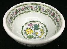 "Portmeirion Variations Cotton Flower 1 Salad Dessert Fruit Bowl 5 1/2"" Butterfly"