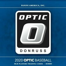 2020 Panini Donruss Optic Baseball - INSERT or PARALLEL or #d - Pick Your Card