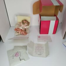 MARIE OSMOND DOLL - Baby Darling Rose Bud - BOX COA