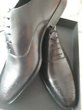 Bnwb Paul Smith Black Leather  Ox Style dress Shoes Size 10