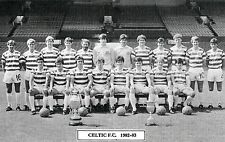CELTIC FOOTBALL TEAM PHOTO>1982-83 SEASON