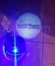DISNEYLAND HAUNTED MANSION TRAVELING GHOST IN DOOM BUGGY LIGHT UP KEY CHAIN~NEW