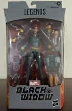 Marvel Legends Black Widow Gray Suit Walmart Exclusive Hasbro Action Figure
